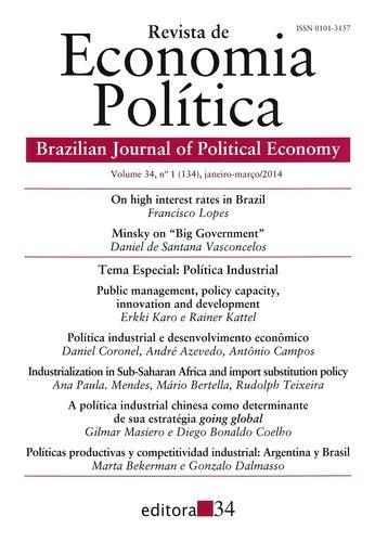 Revista De Economia Politica - Nº134