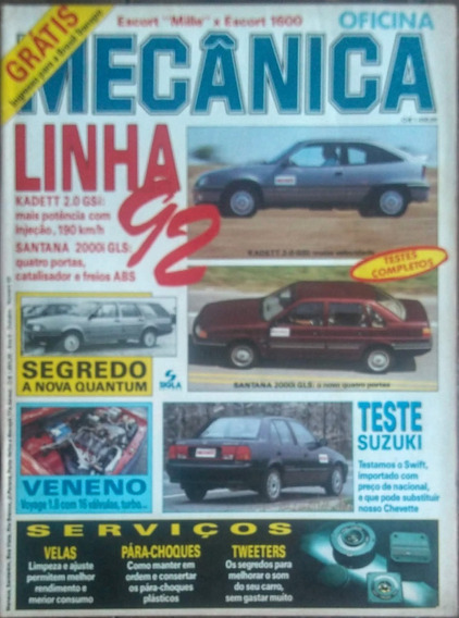 Revista Oficina Mecânica Nº62