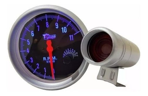 Tacometro Rpm Deportivo Shift Light Auto Tunning  59303 Gocy