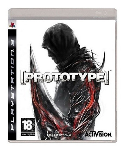 Imagen 1 de 6 de Prototype Ps3 Playstation 3 Nuevo Y Sellado Juego Videojuego