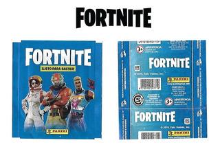 Fortnite - 20 Sobres De Figuritas