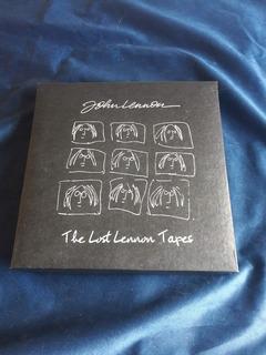 Box Lost Lennon Tapes - Original