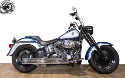 Harley Davidson - Softail Fat Boy Carburada