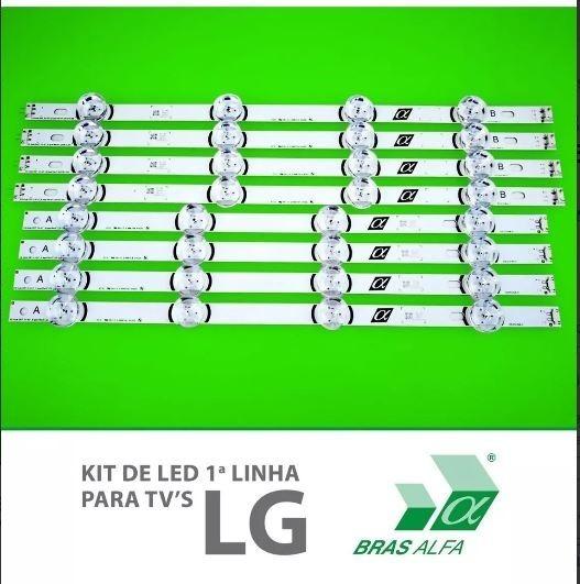 Kit Barramento Led Lg 42lf6200