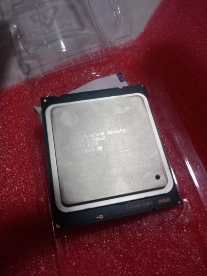 Xeon E5 2640 6 Núcleos 12 Threads + Pasta Térmica