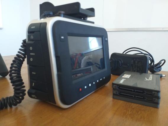 Câmera Blak Magick 2.5k