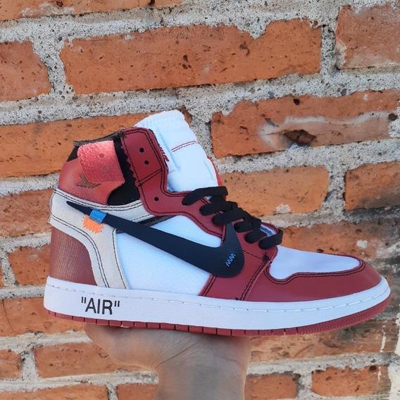 Jordan 1 Chicago Off White + Envió Gratis