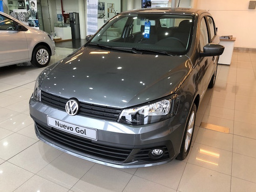 Volkswagen Gol Trend 1.6 Trendline 101cv 2020 Dm