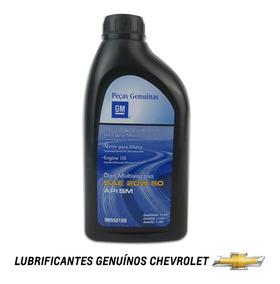 Óleo Para Motor 20w-50 Api Sm Mineral Original Gm