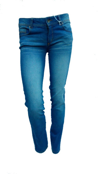 Jeans Studio F Stertch Push Up Bolsos S13472 T 4,6,8,10