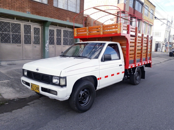 Nissan D21 2002 Platón 2400cc Tipo Luv Frontier B2200 D22