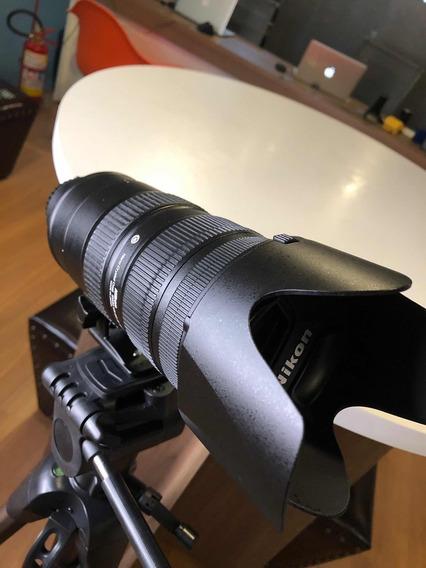 Lente Nikkor Af-s 70-200mm F/2.8 G Vr 2 Garant/prot Entrega