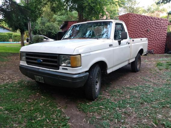 Ford F100 Mwm Clark De 5ta.