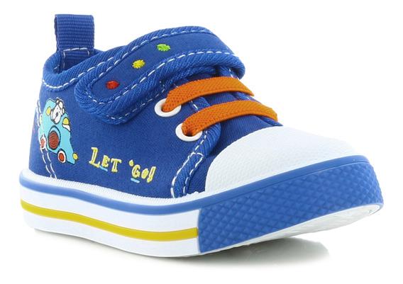 Championes Croco Kids Con Velcro Dimi 070.k20086219
