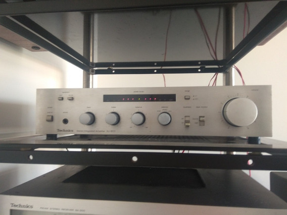 Amplificador Technics Su 8011/sansui/pionner/akai/marantz/cc