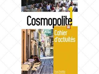 Cosmopolite A1 Actividades Francés Curso Estudiar Libro
