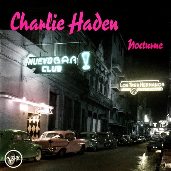 Charlie Haden Nocturne Cd Nuevo Importado En Stock
