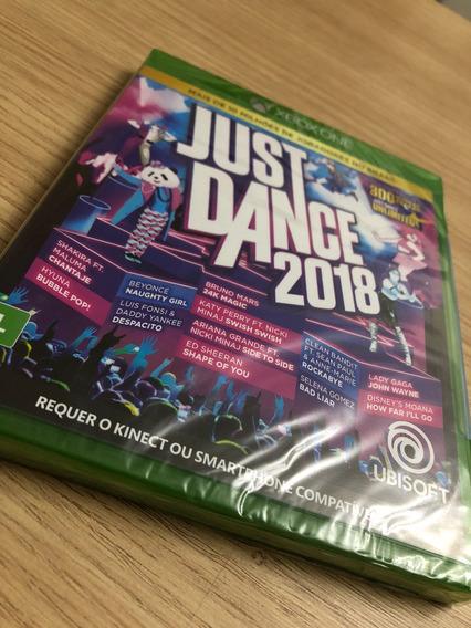 Just Dance 2018 Xboxone