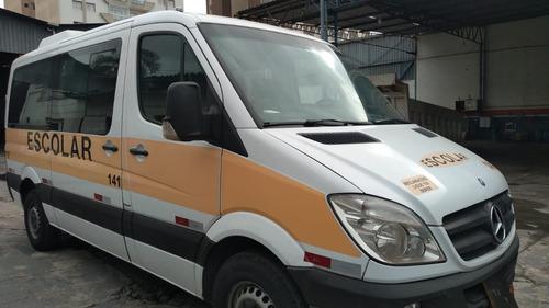Sprinter 415 Cdi Van Luxo T.b