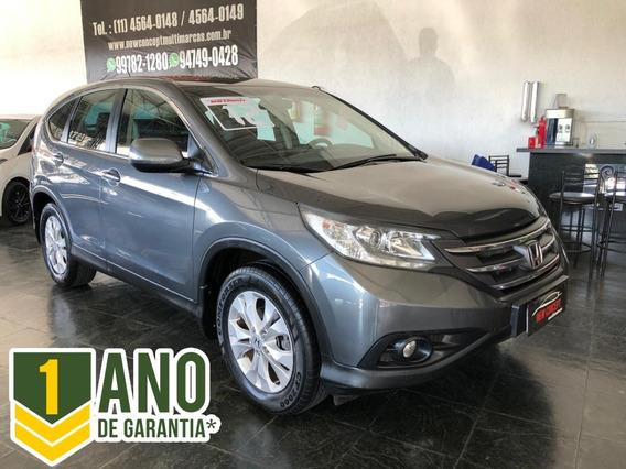 Honda Crv Lx 4p Gasolina Automática