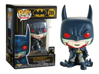 Funko Pop! Batman Red Rain #286 - 80 Aniversario Dc