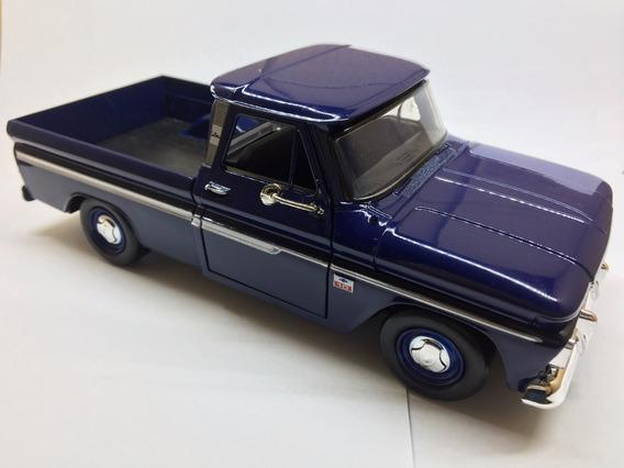 Miniatura Chevy C10 Fleetside Pickup Escala 1/24