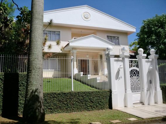 Casa Em Atibaia Com 5 Quartos ( Completa ). Local Nobre