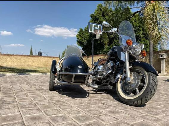Yamaha Royal Star C Sidecar