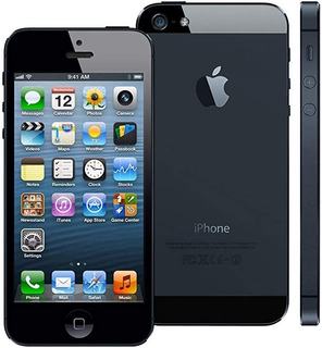 Apple iPhone 5 Gsm Desbloqueado, 32gb Reacondicionado.