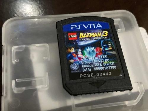 Juego Psvita Lego Batman 3 Psp Vita Quito Y Envíos