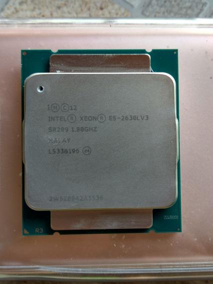 Processador Intel Xeon E5-2630lv3 + Dissipador Heatpipes