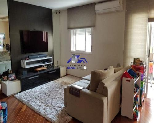Apartamento Residencial À Venda, Tamboré, Santana De Parnaíba. - Ap0292 - 67874132