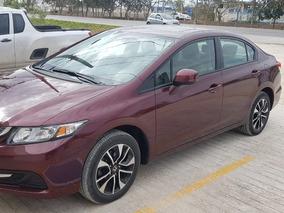Honda Civic Civic Ex Mt 4ptas