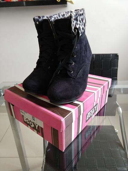 Lote De Sapatos Salto 37/38 Leve Os 3 Pares