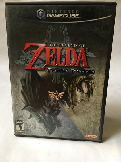 The Legend Of Zelda Twilight Princess Para Gamecube