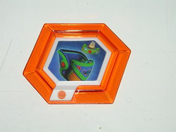 = Disney Infinity Disco Toy Store 1.0 Buzz Lightyear Na Nave