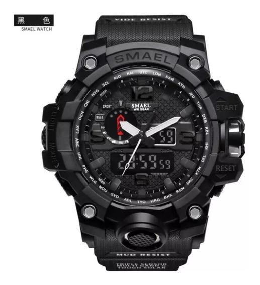 Relógio Smael, Original Militar Shock. Prova D