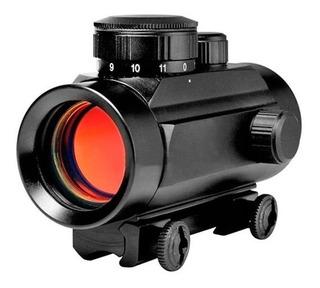 Mira Holográfica Cbc 1x30 Red Dot Trilho 11mm