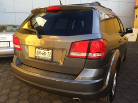 Dodge Journey 2013 Se 4 Cil 2 Filas Ac Ve Cd Factura Agencia