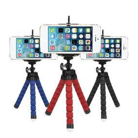 Kit 14 Mini Tripé Flexível Celulares, Gopro, Câmeras Atacado