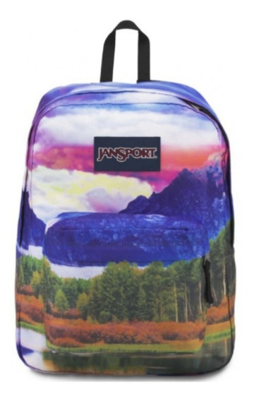 Mochila Jansport Paisaje Sunset 25 L