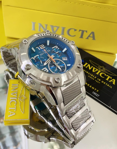 Relógio Invicta Speedway 19527 Orignal C/ Maleta Envio 24hs