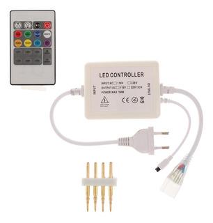 Regulador Alejado De Led 20-keys Dimmer De Rgb Para Luces