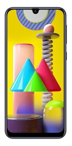 Samsung Galaxy M31 Dual SIM 64 GB negro 6 GB RAM