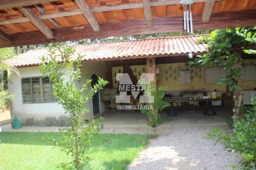 Chácara Com 3 Dormitórios À Venda, 15000 M² Por R$ 450.000,02 - Zona Rural - Paraibuna/sp - Ch0023