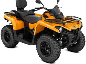 Can Am Outlander 450 Dps