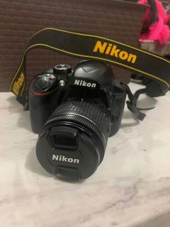 Cámara Profesional Nikon D3400