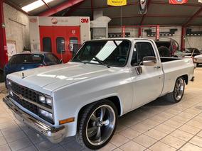 Chevrolet Cheyenne 1989 Restaurada Al 100% Hermosa !