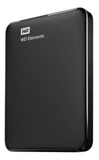 Disco Rigido Externo 1 Tb Western Digital Elements Hd Usb