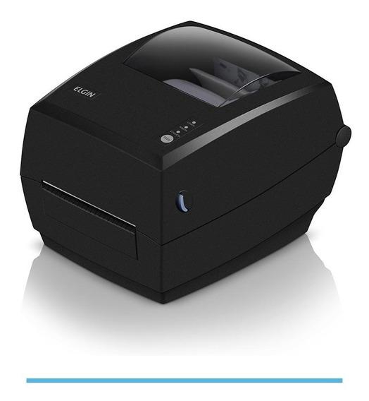 Impressora De Etiquetas Elgin L42 Pro Transf Térmica Usb
